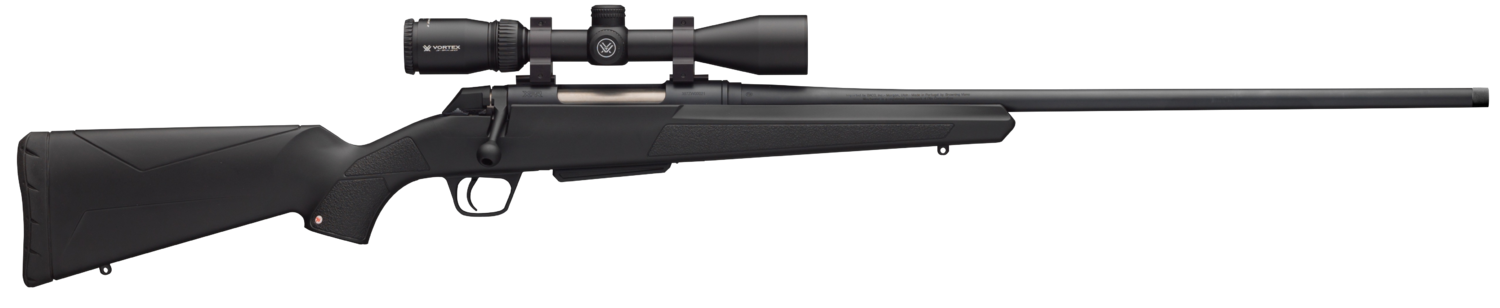RIFLES BOLT ACTION XPR SCOPE COMBO THREADED
